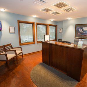 Reception room - Full Renovations - GCC Enterprises, 216 Little Falls Rd, Suite 5-6, Cedar Grove, NJ 07009   Call 973-239-8440